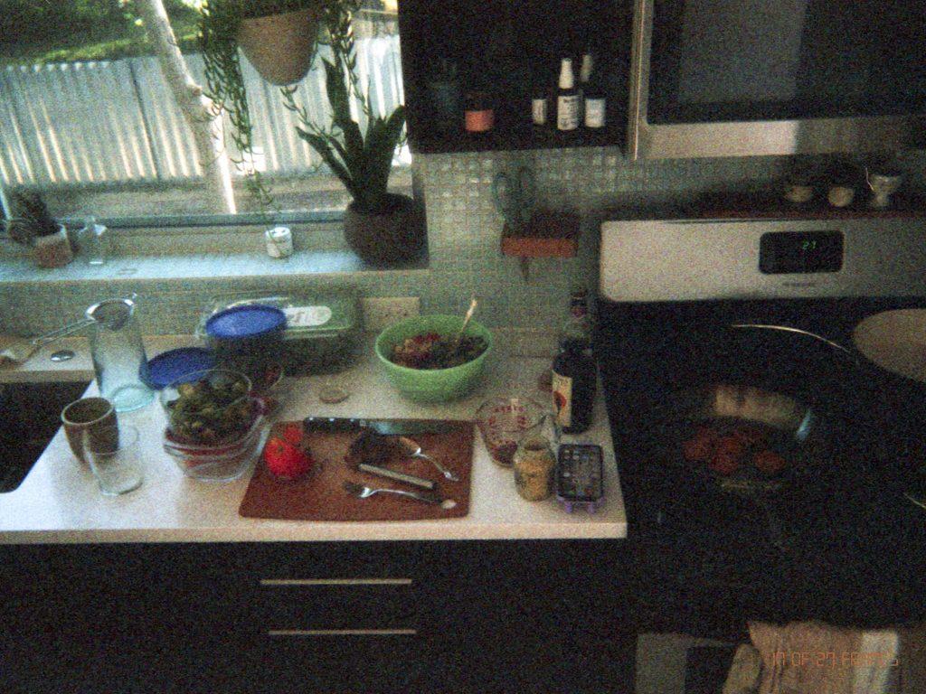 Lauren Willson Cooking