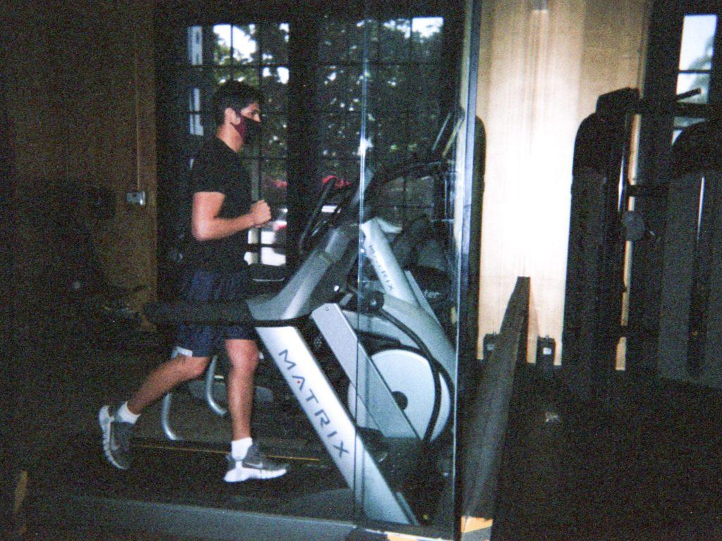 Glenn Ellis Workout