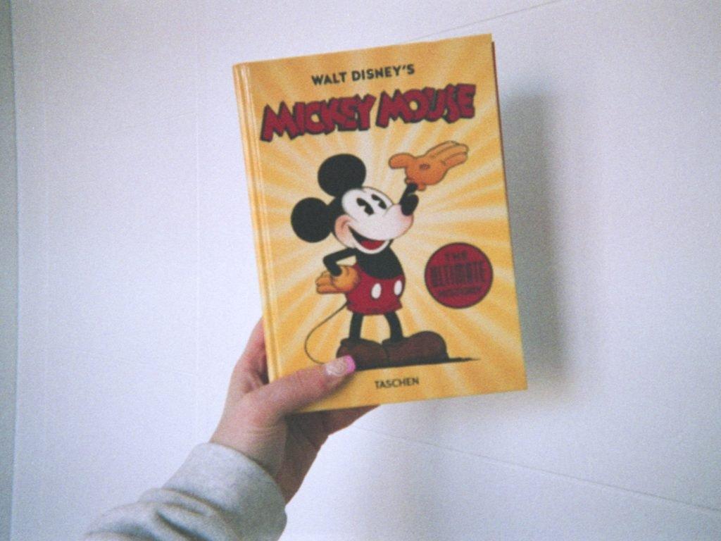 Liz Beecroft Mickey Mouse
