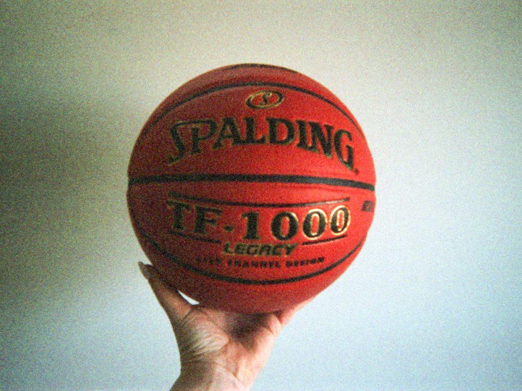 Liz Beecroft Basketball