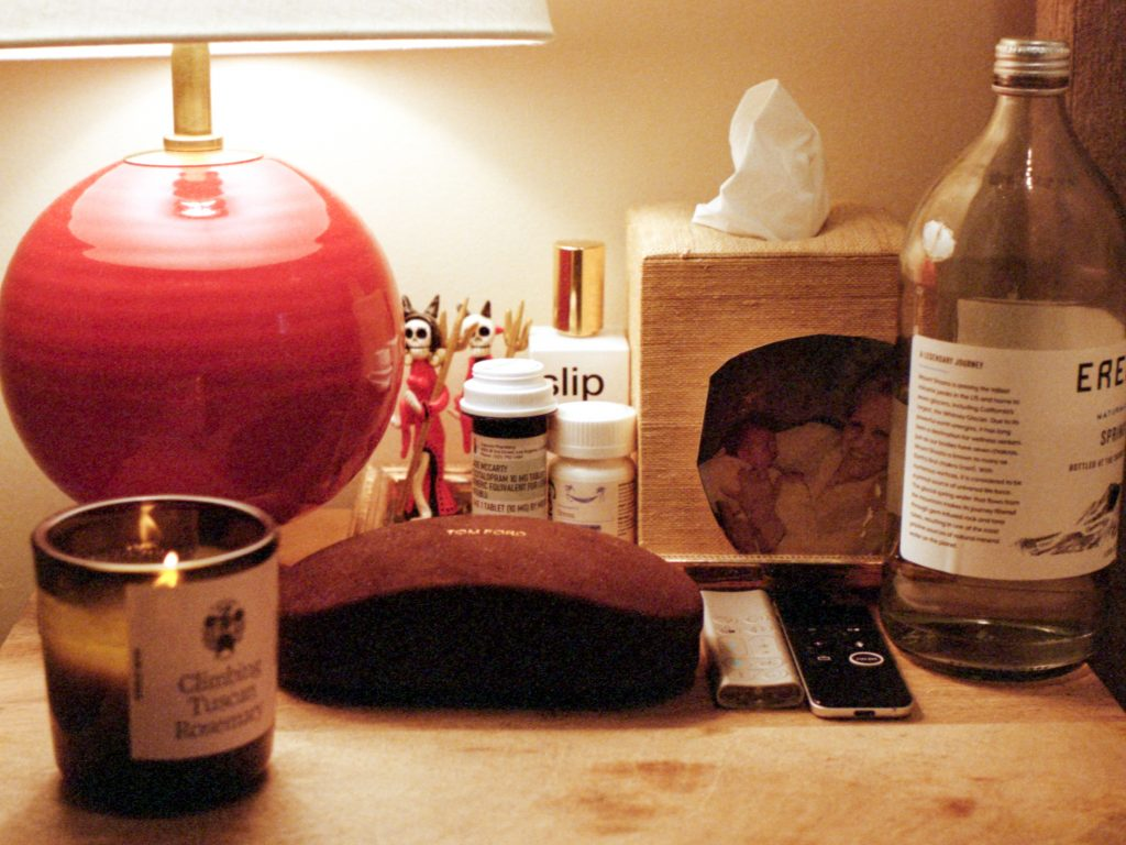 jade iovine bedside table x and repeat mental health